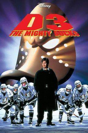 poster for D3: The Mighty Ducks