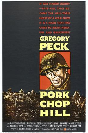 poster for Pork Chop Hill