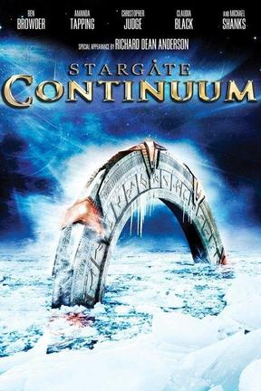 poster for Stargate: Continuum