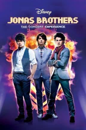 poster for Jonas Brothers: The Concert Experience