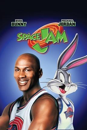 poster for Space Jam