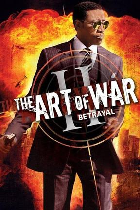 poster for Art of War II: Betrayal