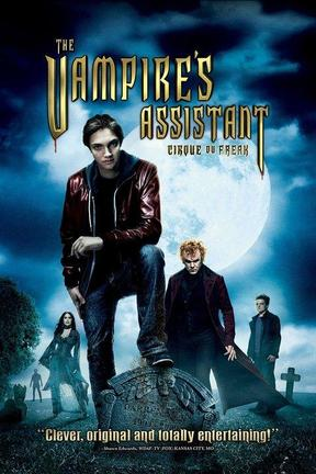 poster for Cirque du Freak: The Vampire's Assistant