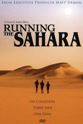 poster for Running the Sahara