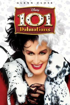 poster for 101 Dalmatians