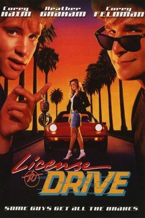 poster for License to Drive