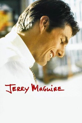 poster for Jerry Maguire