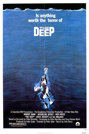 poster for The Deep
