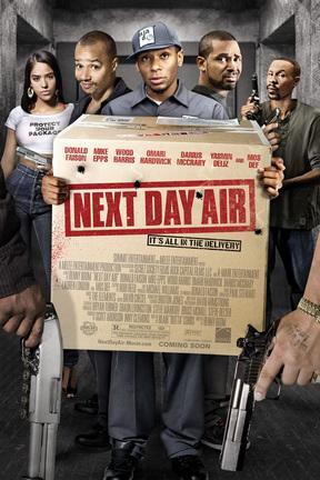 poster for Next Day Air