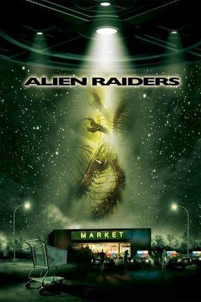 poster for Alien Raiders
