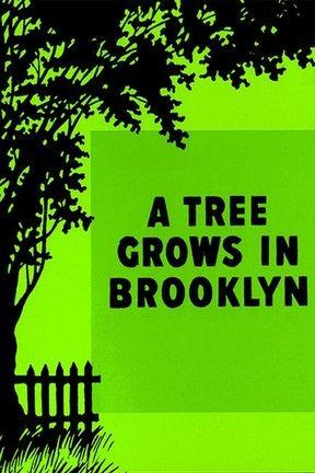 poster for A Tree Grows in Brooklyn