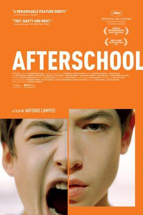 poster for Afterschool