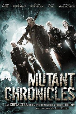 poster for Mutant Chronicles