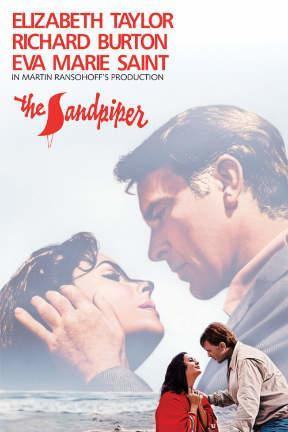 poster for The Sandpiper