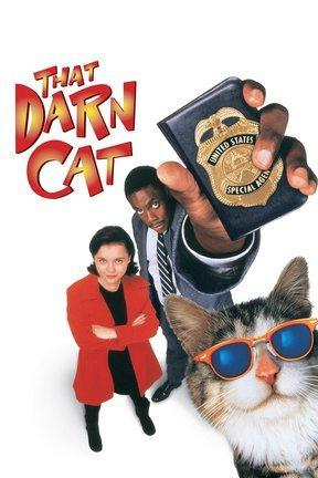 poster for That Darn Cat