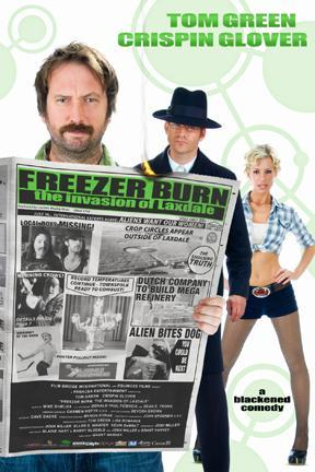 poster for Freezer Burn: The Invasion of Laxdale