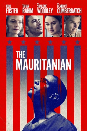 poster for The Mauritanian