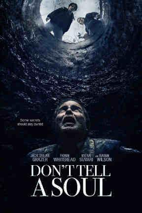 poster for Don't Tell a Soul