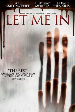 poster for Let Me In