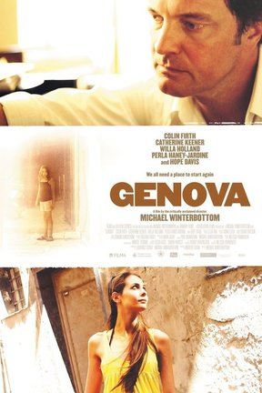 poster for A Summer in Genoa