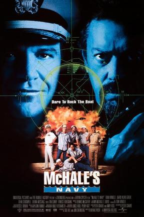 poster for McHale's Navy