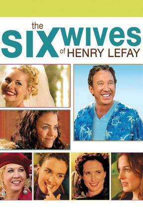 poster for The Six Wives of Henry Lefay