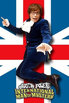 poster for Austin Powers: International Man of Mystery