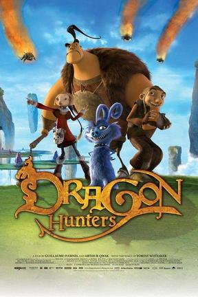 poster for Dragon Hunters