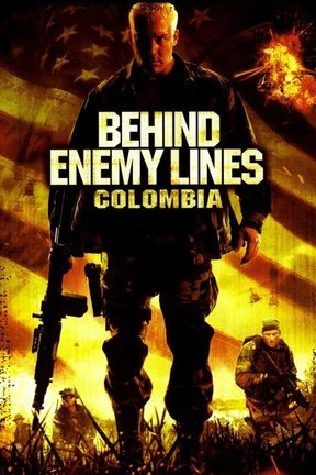 poster for Behind Enemy Lines: Colombia