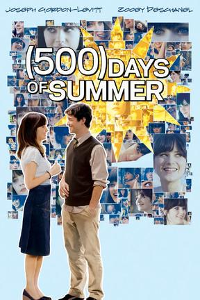 poster for (500) Days of Summer