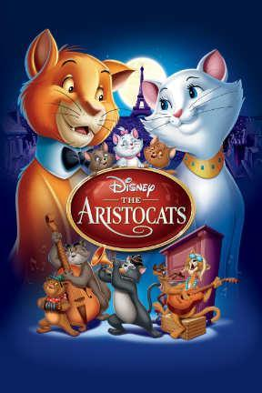 poster for The Aristocats