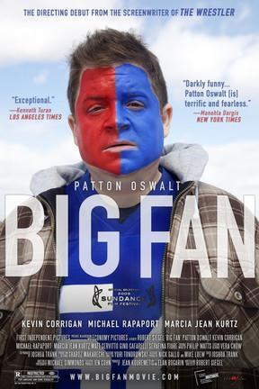 poster for Big Fan