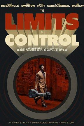 poster for The Limits of Control