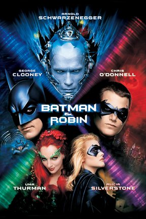 poster for Batman & Robin