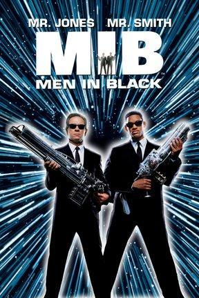 poster for Men in Black