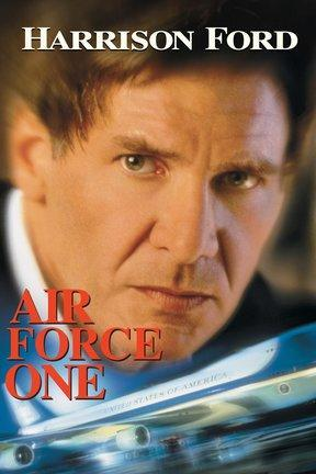 poster for Air Force One