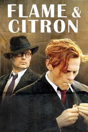 poster for Flame & Citron