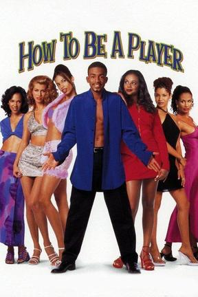 poster for Def Jam's How to Be a Player