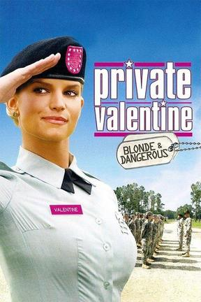 poster for Private Valentine: Blonde & Dangerous