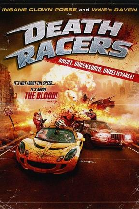 poster for Death Racers