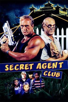 poster for The Secret Agent Club