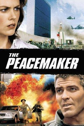 poster for The Peacemaker