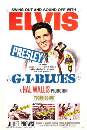 poster for G.I. Blues
