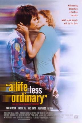 poster for A Life Less Ordinary