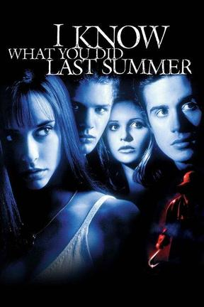 poster for I Know What You Did Last Summer