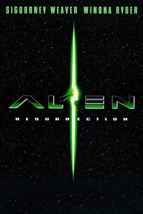 poster for Alien Resurrection