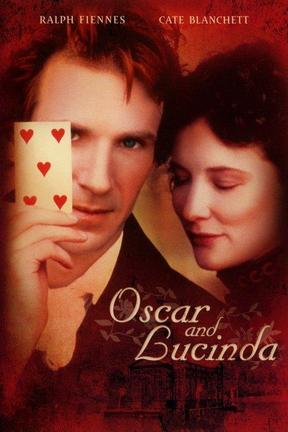 poster for Oscar and Lucinda
