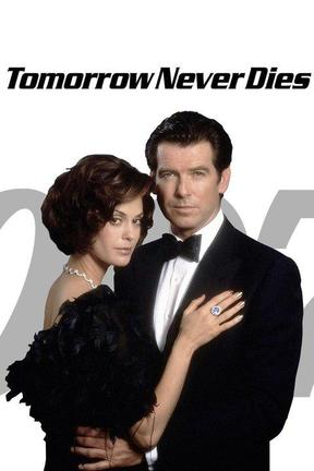 poster for Tomorrow Never Dies