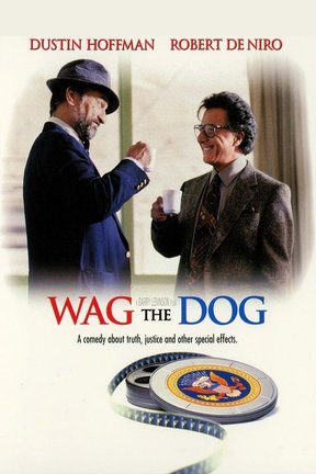poster for Wag the Dog