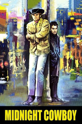 poster for Midnight Cowboy